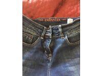 NEXT 'Enhancer' Skinny Jeans 10P