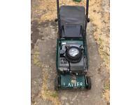 Used lawnmower