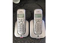 BT Cordless digital phone