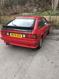 Vw scricco classic g reg mechacalky solid 10 months mot drives good body needs tlc age realeated mk