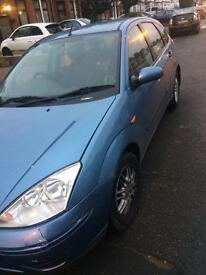 Ford Focus LX 1.6 2002