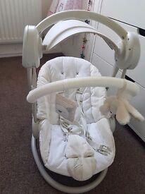 Mamas and papas starlite swing chair