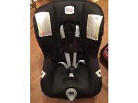 Britax 1+ group car seat
