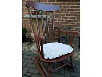 Vintage/Antique style Rocking Chair