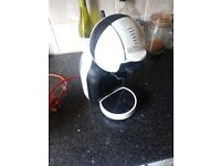 Nescafe Dolce Gusto coffee pod machine