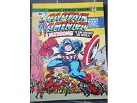 Marvel Catain America canvas picture