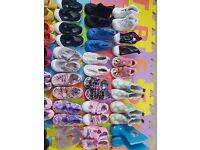 Joblot - Girls Shoes sizes between 22-23 Sizes
