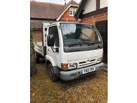 Nissan Cabstar for repair or spares