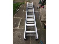 Tiered ladder