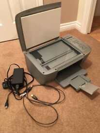 HP 1610 all in one printer/scanner/copier for sale
