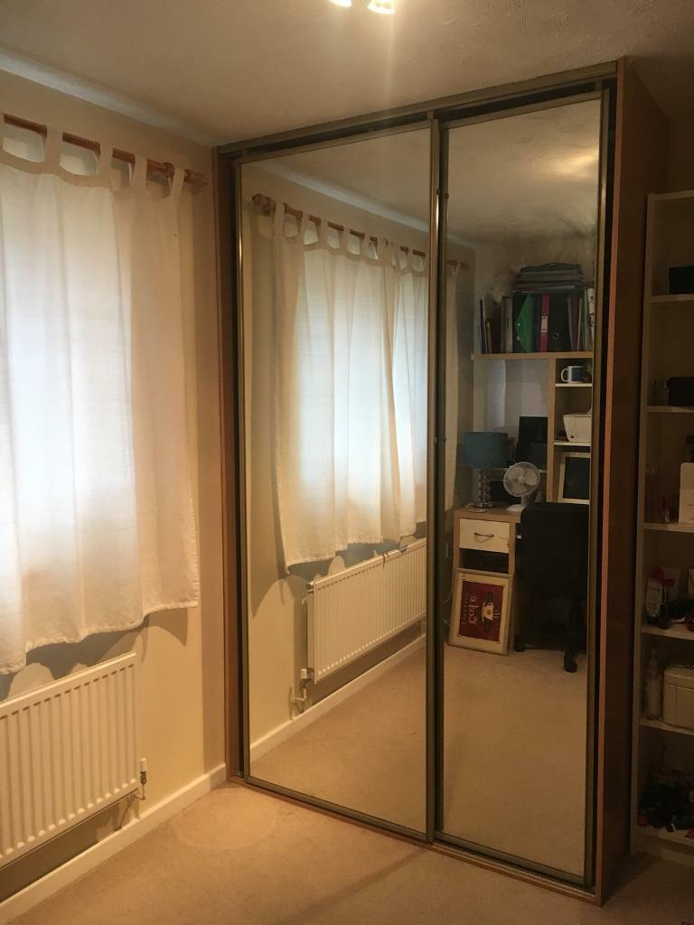 Fitted Wardrobe In Holbury Hampshire Gumtree