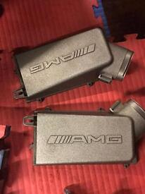 Mercedes C63 AMG Petrol Air Filters Covers