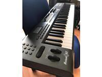 M audio aciom 61 usb keyboard music production