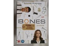 Bones Seasons 1-5 - 29-DVD boxed set