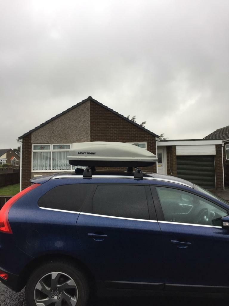 Volvo Xc60 Roof Box And Bars In Houghton Le Spring Tyne