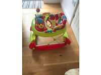 Red Kite Baby Rocker/Walker/Activity Centre Excellent Condition