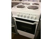 INDESIT 50CM SINGLE CAVITY ELECTRIC COOKER004
