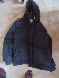 Used Mens Moncler Jacket/Coat Size 6 XXL