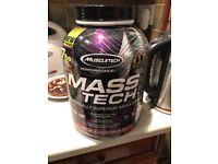 Mass tech protein powder 3.2 kg