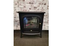 Dimplex Club Electric Stove,Fire