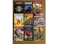 Warhammer Rule Books