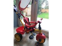 Little Tikes 4 in 1 Trike, great condition