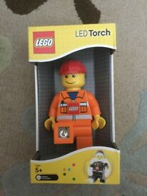 Lego LED Torch - Brand New