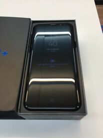 New Samsung S8 Plus Black 64GB - Unlocked