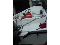 here i have for sale is a very nice boat with trailer and outboard