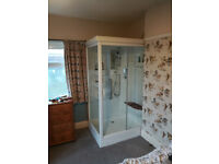Integrated Shower System - Premier Bathrooms - 'The Apollo' - 1200x900mm - Very Good Condition