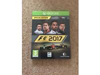 F1 2017 SPECIAL EDITION ON XBOX ONE