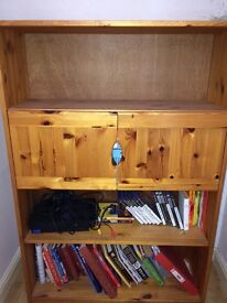 Wooden Cabinet for storing books/toys