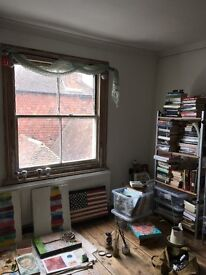 Room in large Art Studio for hire