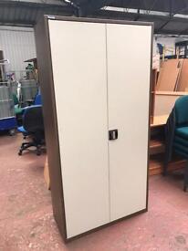 Metal Double Lockable Tall Unit
