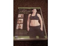 Kirsty Gallacher Body Sculpt exercise DVD