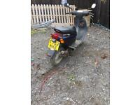 Yahama 50cc moped no mot