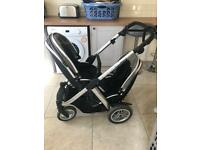 OysterMax Double Pushchair