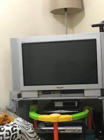 Panasonic quintrix tv for sale