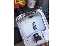 Mr2 mk2 fuel flap white colour