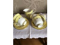 Duchess Bone China Tea Set/ Fine China