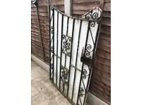 Iron Garden Gate with all fittings