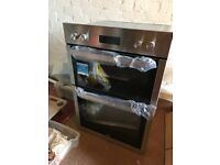 Beko double oven ( BRAND NEW ) unused