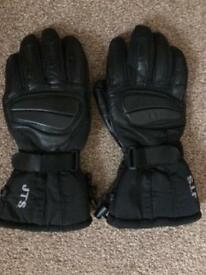 JTS leather gloves