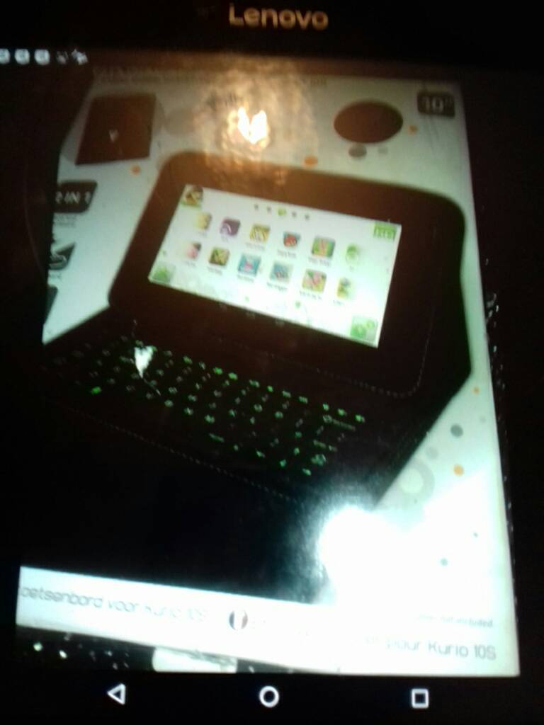 "new kurto keyboard case 10"" tablet"
