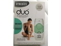 IPL Homedics Duo Hair Removal Device