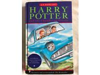 Harry Potter and the Chamber of Secrets (Hardback 1st Edition)