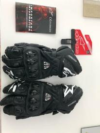 Alpine star go pro r2 gloves
