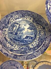 Spode Design Plates