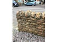 Bulwell stone walling