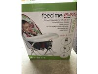 High chair bran new in box